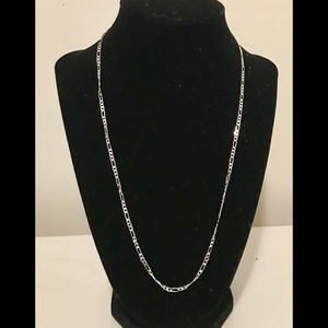 20 inch Silver Necklace